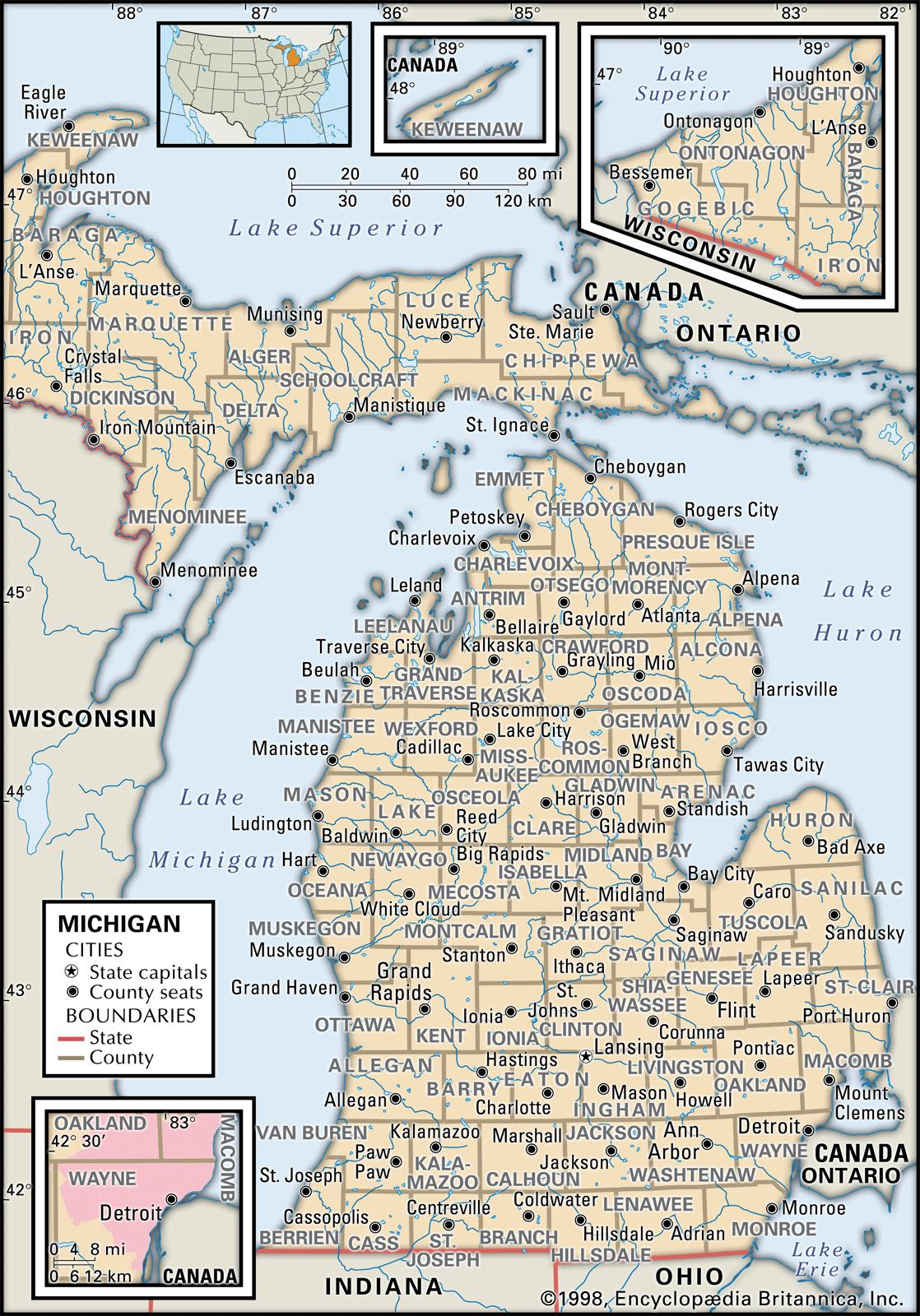 Michigan – The Wolf Intelligencer