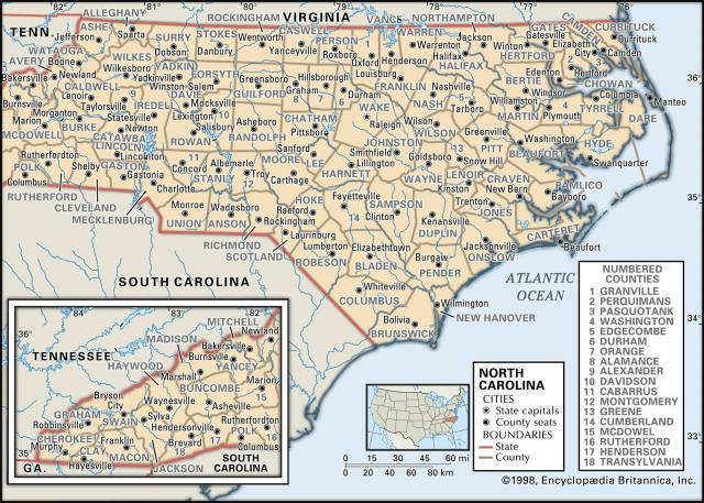 NC-county