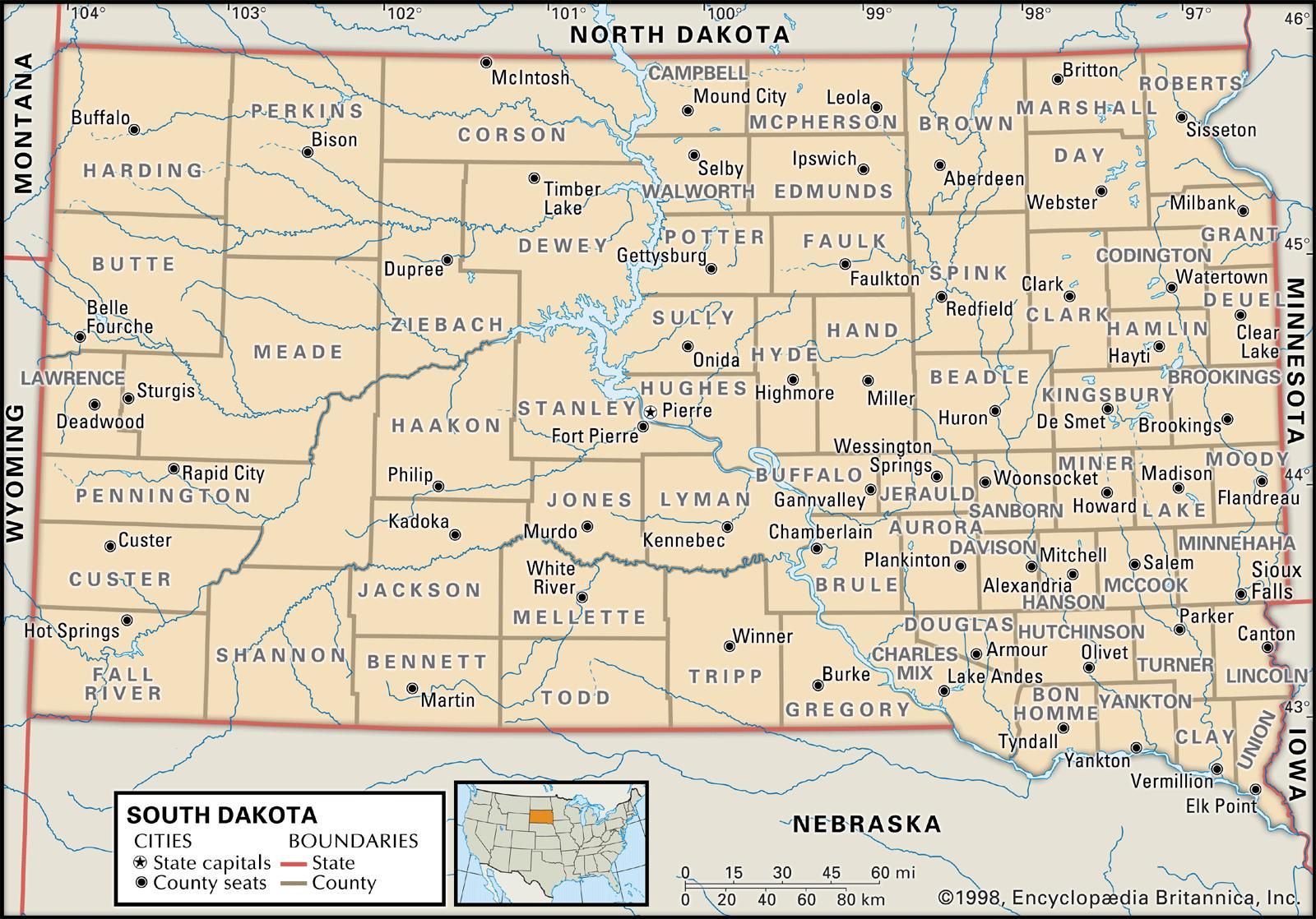 South Dakota – The Wolf Intelligencer