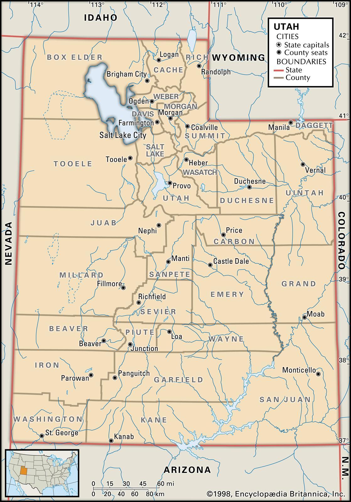 Utah – The Wolf Intelligencer