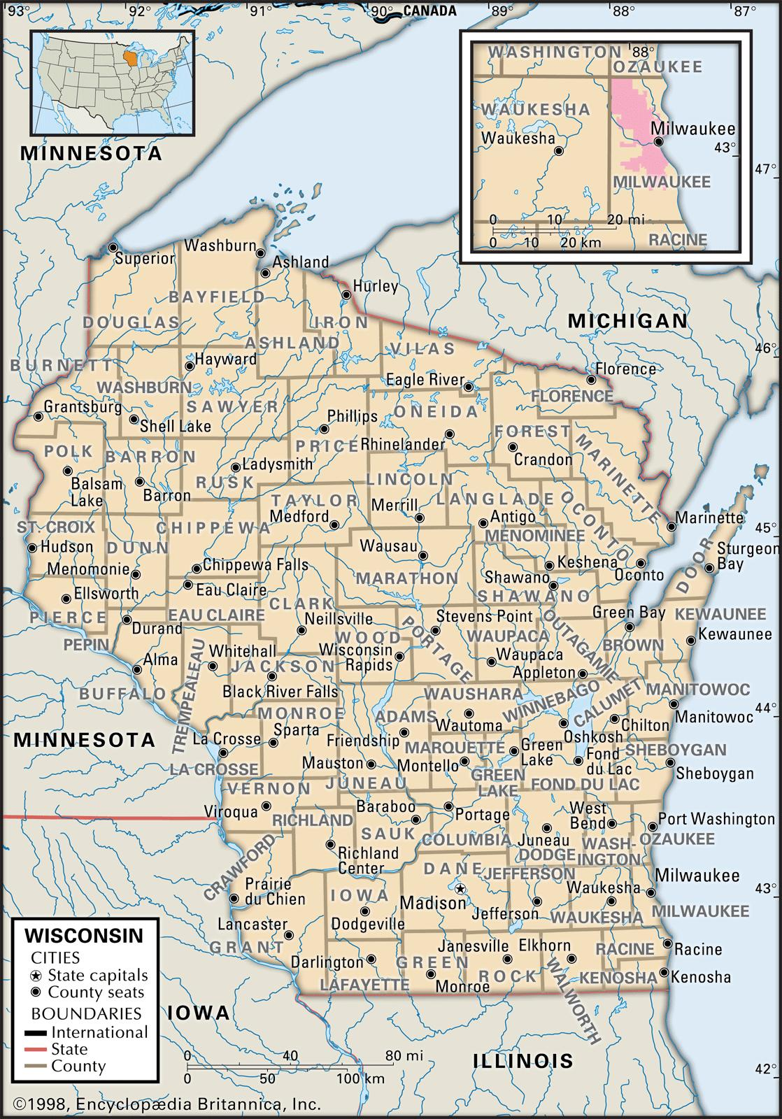 Wisconsin – The Wolf Intelligencer